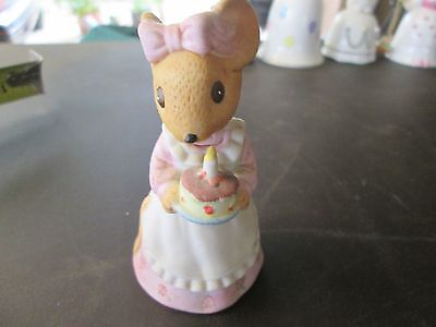 Vintage collectable bell mouse cartoon themed bone china buy 1 and get 1 half