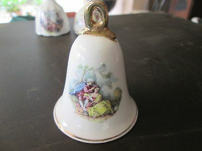 Vintage collectable bell lover themed bone china buy 1 and 2nd half price deal