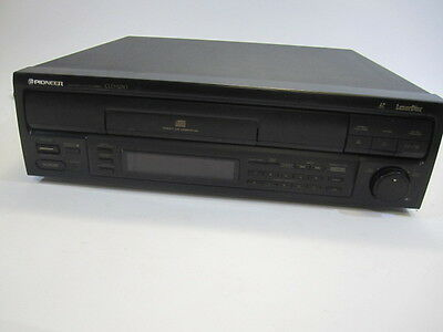 Pioneer CLD S250 Laser Disc/Compact Disc Player -  Excellent Condition!