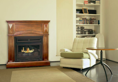 Gas Stove Propane Vent Free Fireplace Natural Gas Stoves Black Fireplaces Heater