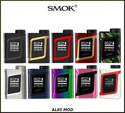 100% AUTHENTIC SMOK Alien Mini AL85 MOD 85W TC & FREE Sony VTC4 Battery