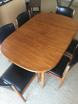 Chiswell Extension Dining Table & 6 Chairs