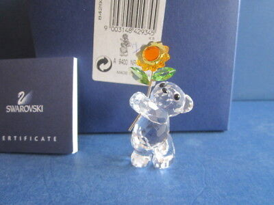 "Swarovski Kris bear ""Especially for you""  842934"