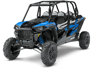NEW 2018 Polaris RZR XP 4 Turbo