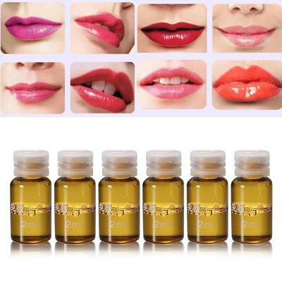 6Pcs 2ML Microblading Eyebrow Lips Tattoo Anesthetic Numbing Permanent Kit