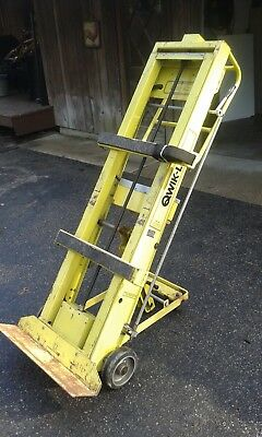 Motorized Battery Powered Stair Climber Hand Truck Dolly Lift