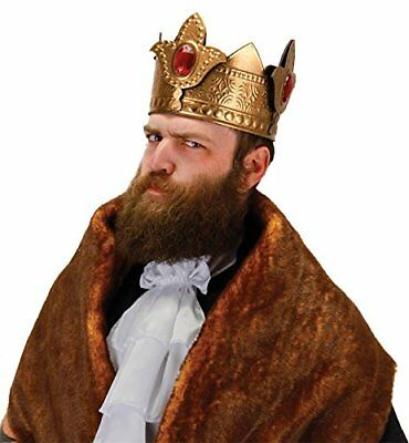 Elope Men's King Crown Adult