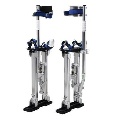 48-64 Inch Drywall Stilts Aluminum Tool Painters Walking Taping Finishing Sliver
