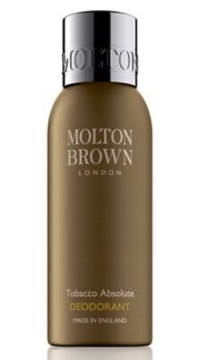 Molton Brown Re-charge Black Pepper Deodorant Spray 150ml Men Fragrances NWOB