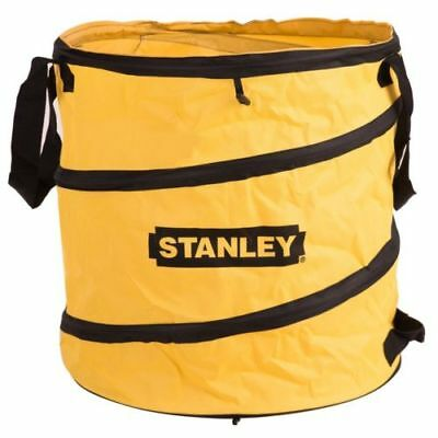 Stanley Heavy Duty 85 Litre Pop Up Garden Bag, Laundry Bag, Site Bin.