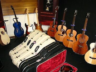 Luthier Business, Guitar Maker's Dream, Tools, Machinery, Exotic & Native Woods