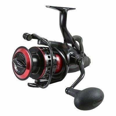 Okuma Ceymar CBF-55 Baitfeeder Spin Reel Fishing Reel 7 BB + 1RB New