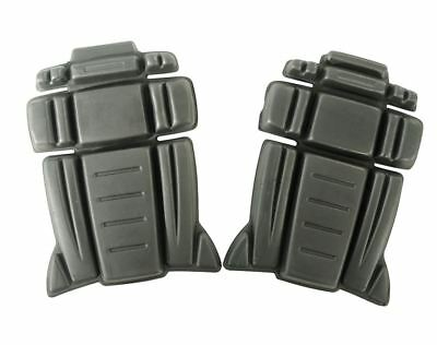 Knee Pads Work Trouser Plus Pro Inserts Foam Cusioned Kneed Protection PPE