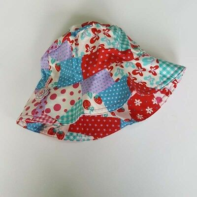 Summer Newborn Baby Girls Kids Princess Infant Flower Sun Hat