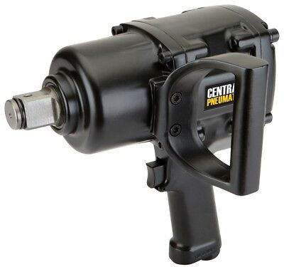 Commercial Grade 1 Inch Pistol Grip Impact Gun Air Wrench 1500 Ft Lbs Torque Hd