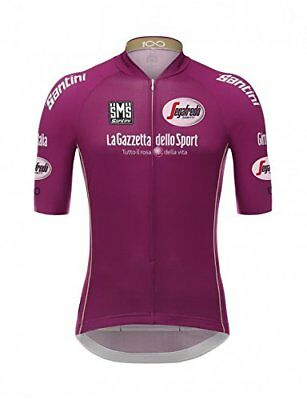 Santini Giro d'Italia, Maillot manches courtes Homme S rouge