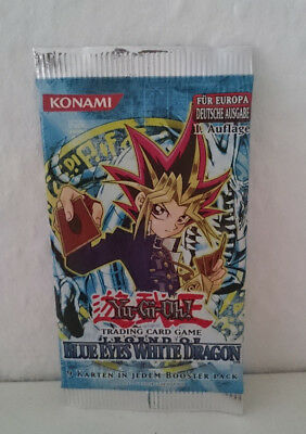 [Yu-Gi-Oh] - LOB - White Dragon - Booster - 1. Auflage - Deutsch - [NEU]