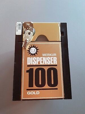 Merkur Dispenser 100 MD100 Gold ADP Gauselmann NEU