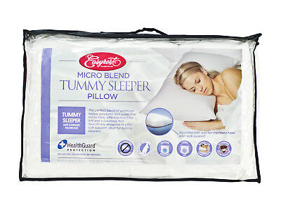 NEW Microblend Tummy Sleeper Pillow - Easy Rest,Pillows