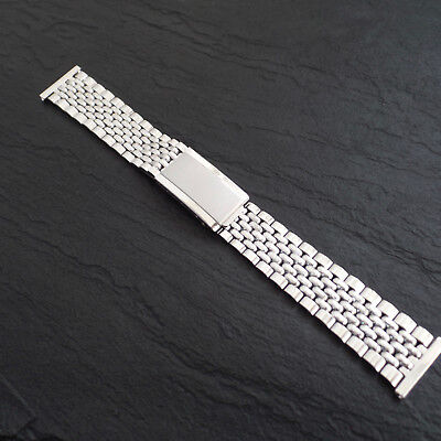 Vintgae 60s Beads Of Rice BCL Prima Plana 20mm 19mm & 18mm Watch Strap NOS