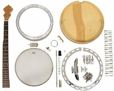 Saga GR37069 Kit per Resonator Banjo 5-Corde