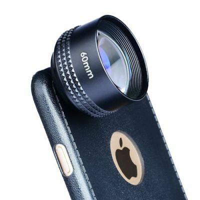 Evileye 60mm Professional HD Telephoto Camera Phone Lens for Apple iPhone 6/6S