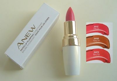 Anew Lip Plumping tinted conditioner - Berry tint - BNIB