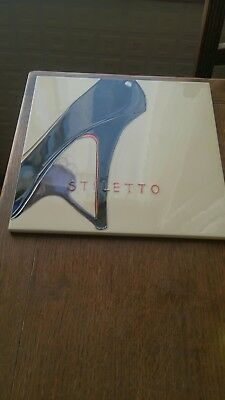 Ceramic Stiletto Hanging Tile art deco style