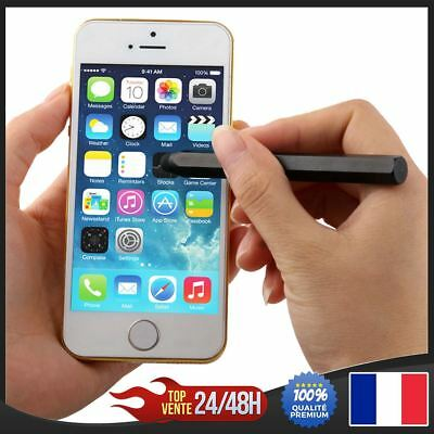 stylet tactile Noir pour iphone tablette ipad samsung galaxy smartphone