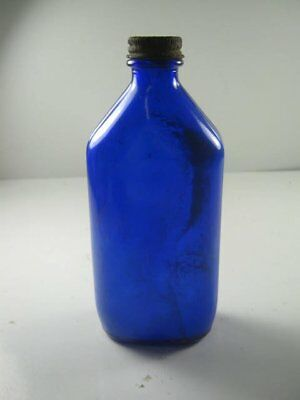 Genuine Phillips- blue Bottle with lid