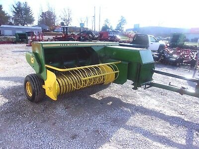 Nice John Deere 336 Square Hay Baler -------- CAN SHIP @ $1.85 loaded mile