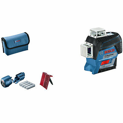Bosch GLL 3-80 C 12v Cordless Connected Line Laser Level No Batteries
