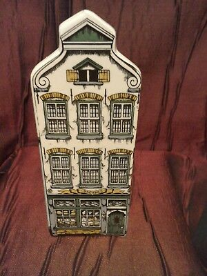 Agro Old Dutch Ceramic Canal House Made in Holland #4