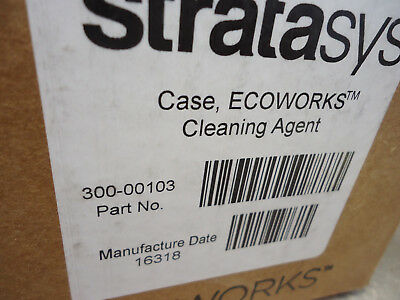 Stratasys Ecoworks Cleaning Agent CASE 300-00103