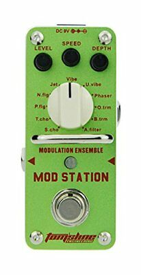 Tomsline aMS3 mOD station classic effect 11 mode de modulation
