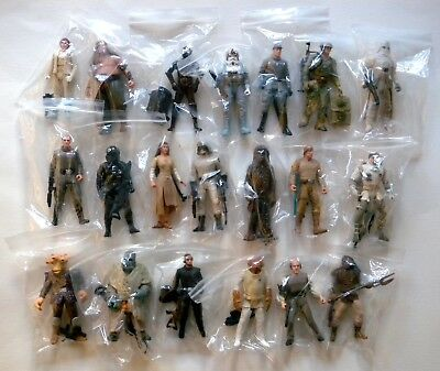 Star Wars Power Of The Force Job Lot Bundle Collection Of 20 Loose Figures