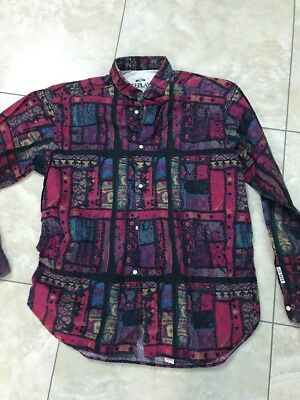 Camicia Vintage Replay '80 Made Italy
