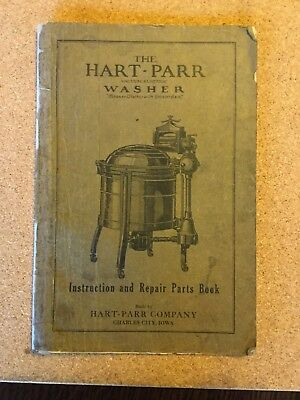 Hart-Parr Washer Vacuum and Electric