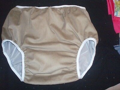 Adult Baby       Corduroy   Soft Vinyl Pants   28/36