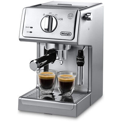 DeLonghi ECP3630 Stainless Pump Espresso and Cappuccino Maker