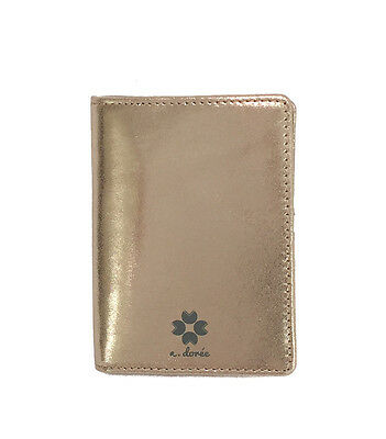 a. dorée Babette Sheep Leather Passport Case Travel Wallet Tory Burch lovers