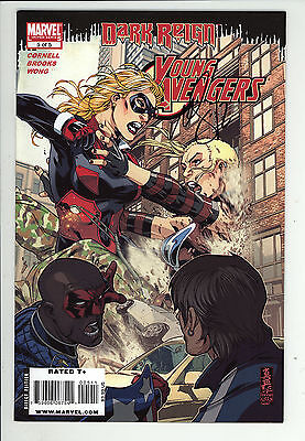 Dark Reign: Young Avengers (2009) #5 1st Print Signed by Mark Brooks no COA VF+
