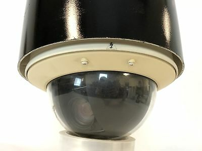 TESTED PTZ Pan Tilt Zoom VICON SVFT-W35 Outdoor Weatherproof Surveillance Camera