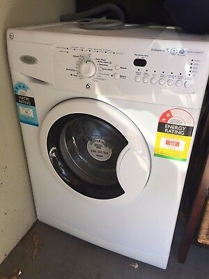 Whirlpool - 5.5Kg, Front Load Washing Machine WFS1055CD