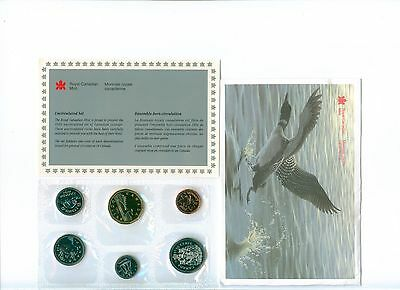 1994 CANADA Proof Like Set  Uncirculated with COA and envelope as issued PL