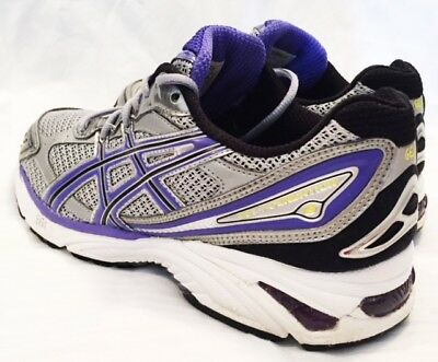 ASICS Running Shoes Womens Size 8 ASICS Gel Foundation 8 Running Shoes TQ8A9