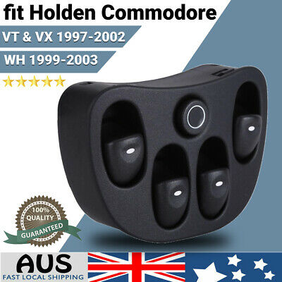 4 Button Electric Power Window Switch For 99-03 Holden Commodore VT VX 92047005