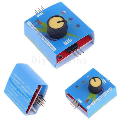 Multi Servo Tester 3CH ECS Consistency Speed Controler Power Channels CCPM