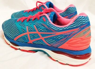ASICS Running Shoes Womens Size 7.5 T6C8N ASICS Gel Cumulus 18 Running Shoes