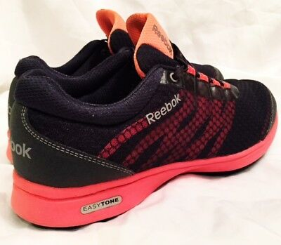 Reebok Running Shoes Womens Size 10 Reebok Easytone Running Shoes Leather